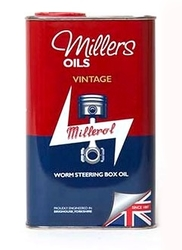 Vintage Worm Steering Box Oil 1L