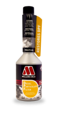 Premium DPF cleaner Millers 250ml