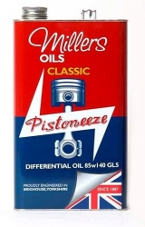 Millers classic diferential oil EP 85w140 1l
