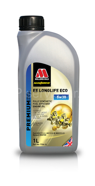EE LONGLIFE ECO  5w30 1l